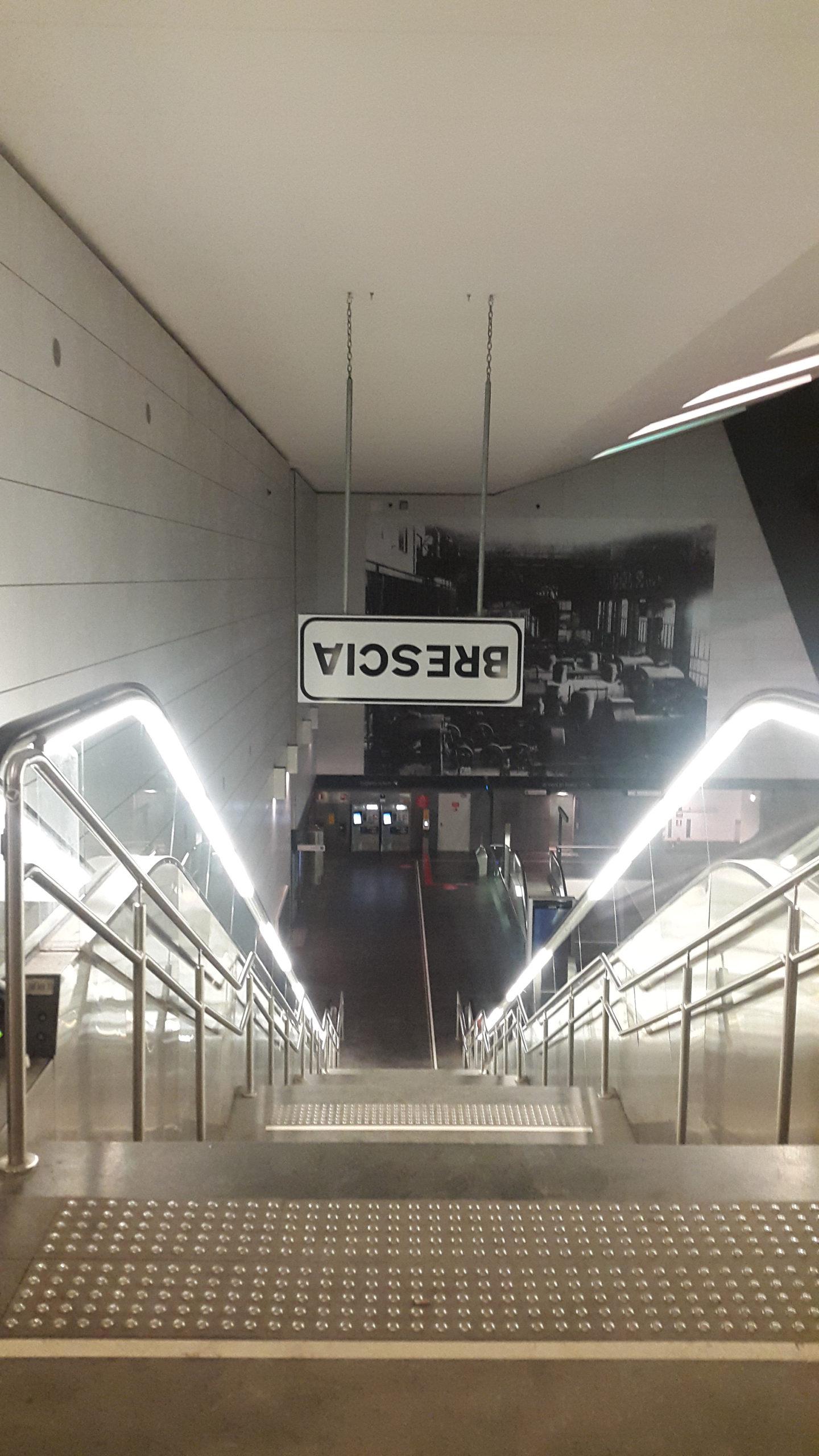 BRESCIA INFRASTRUTTURE Metro Brescia