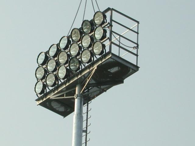 COMUNE LECCO Illuminazione stadio
